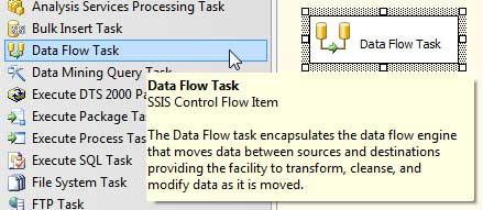 2-SSIS-SQLServertoDataReader