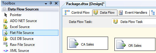 2-SSIS-Text-file-sources
