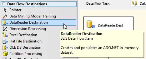 3-SSIS-SQLServertoDataReader