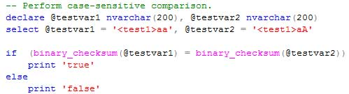 binary-checksum