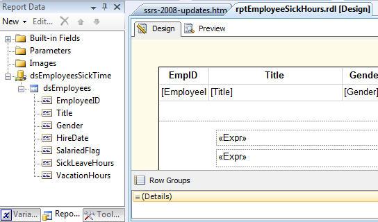 1-ssrs-2008-updates