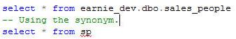synonym-code